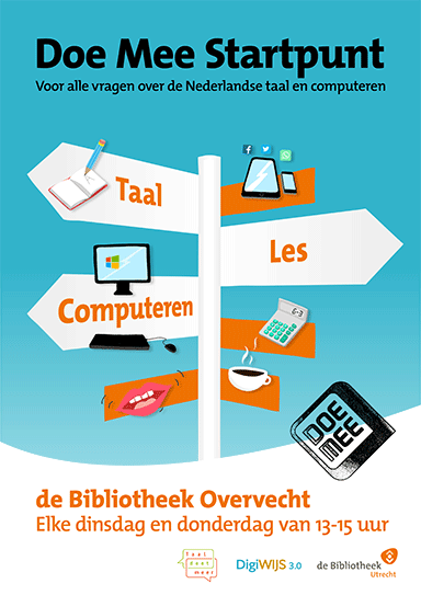 sollicitatiebrief bibliotheek Doe mee Startpunt voor taal  en digitale vragen sollicitatiebrief bibliotheek